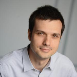 Portrait of Prof. Matei Ciocarlie