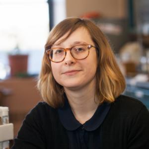 Portrait of Prof. Karen Kasza