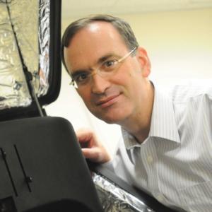 Portrait of Prof. Jeffrey Kysar